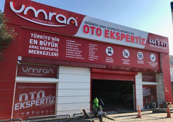 Umran Oto Ekspertiz İzmir Akçay Tanıtım